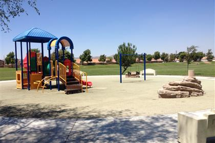 Mary Henley Park Playground