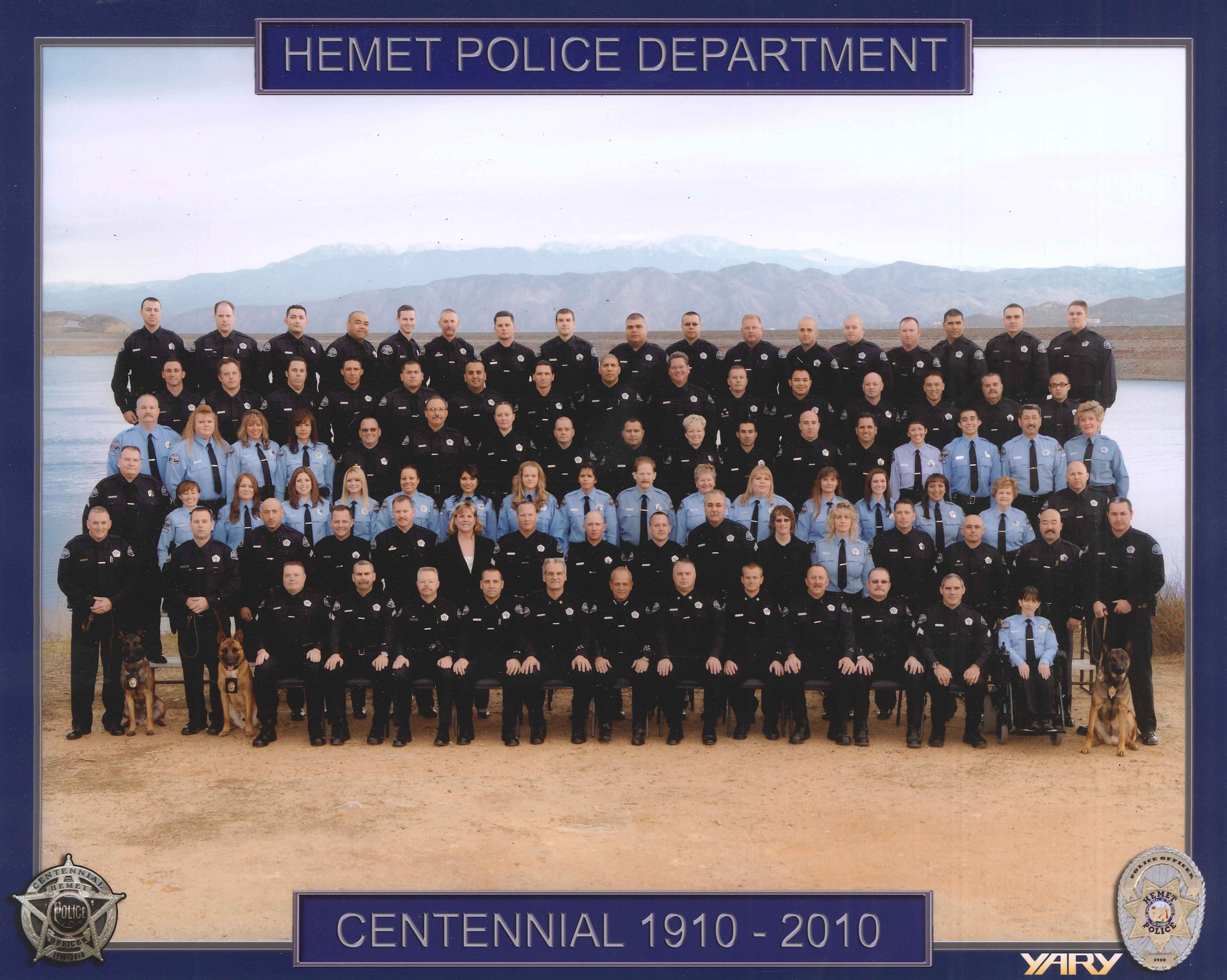 HPD Department Picture