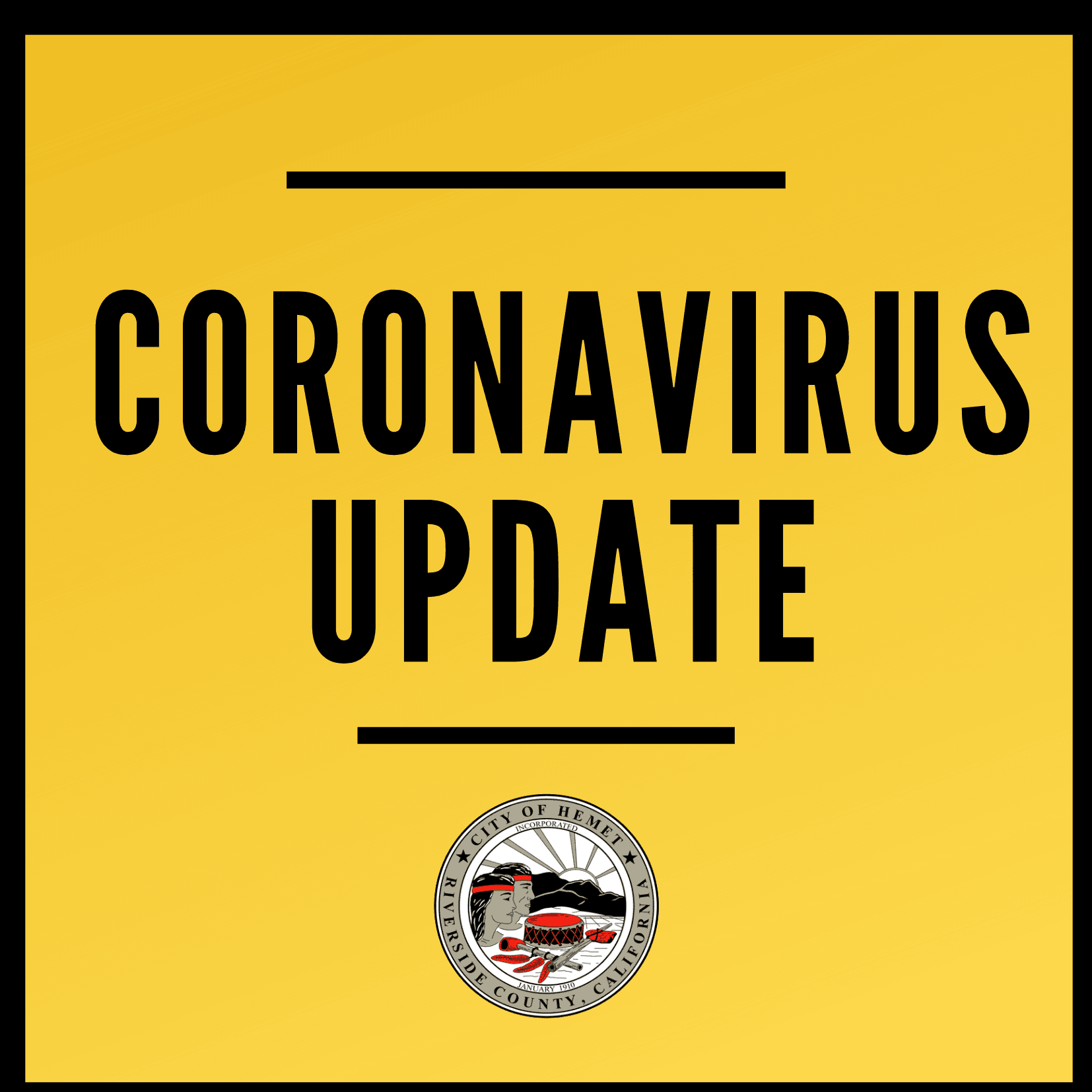 Copy of Copy of coronavirus update