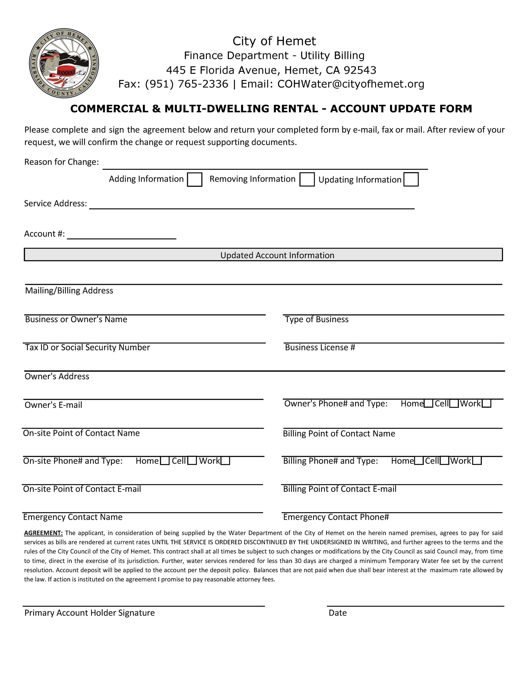 COMM. ACCT. UPDATE FORM_3-16-2021